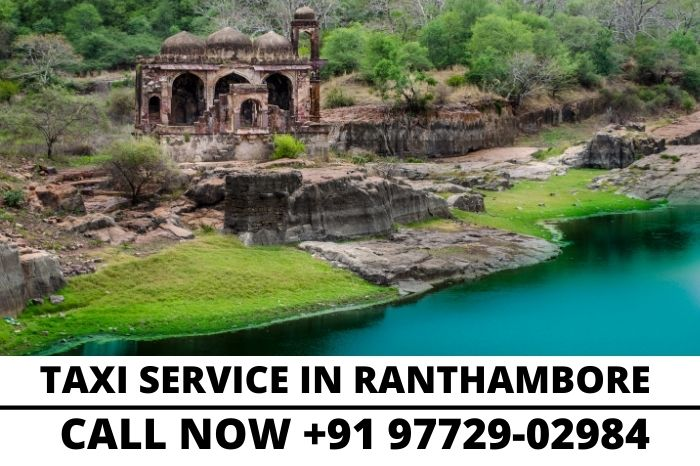 taxi in ranthambore