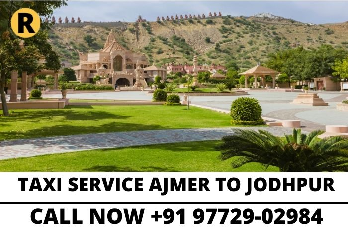 taxi service from ajmer to jodhpur