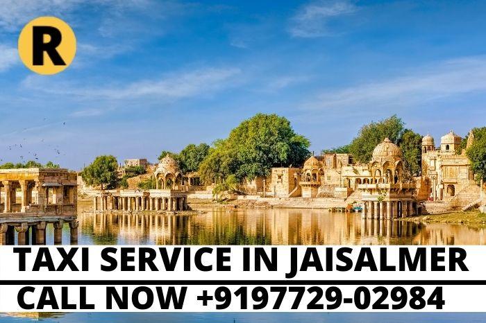taxi service in jaisalmer