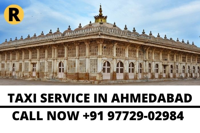 taxi service in ahamedabad